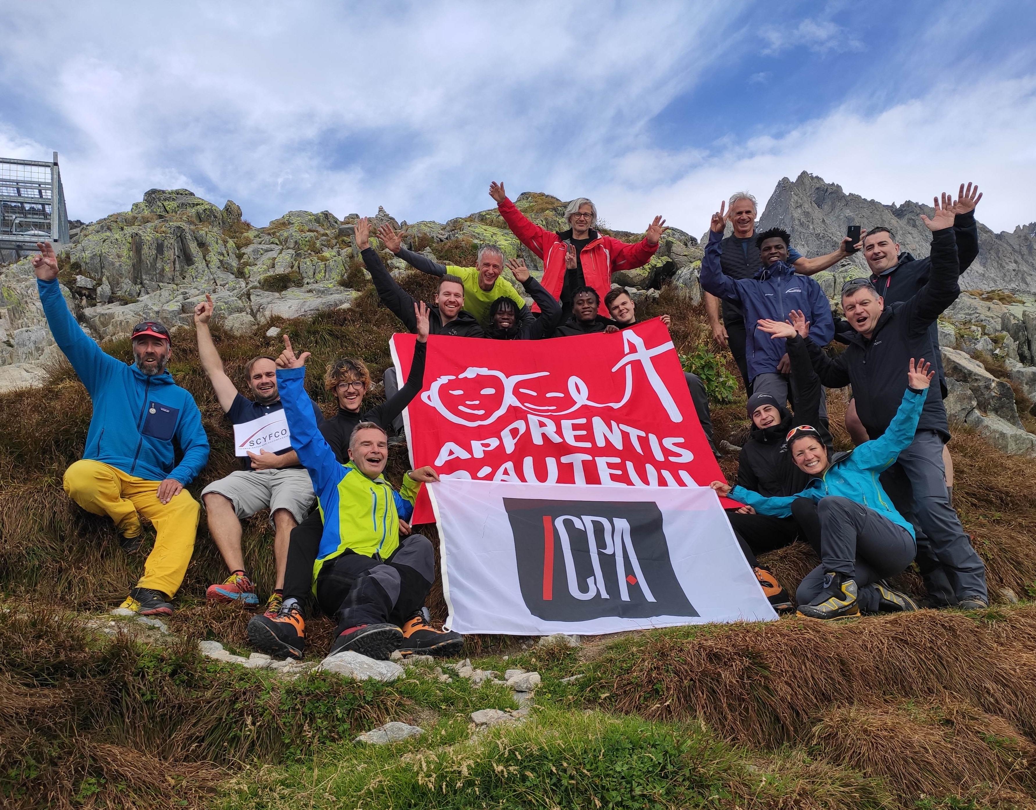 CPA & Apprentis d'Auteuil – Ensemble vers les cimes