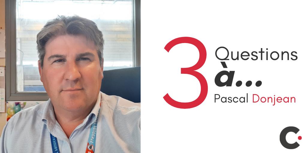 3 questions à Pascal Donjean, PLS 2021